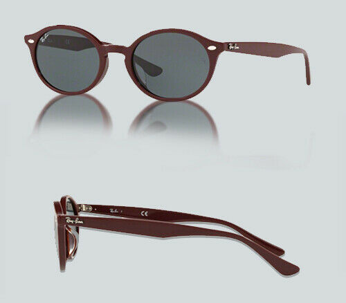 Authentic Ray Ban 0RB 4315 F 125987 BORDEAUX Sunglasses
