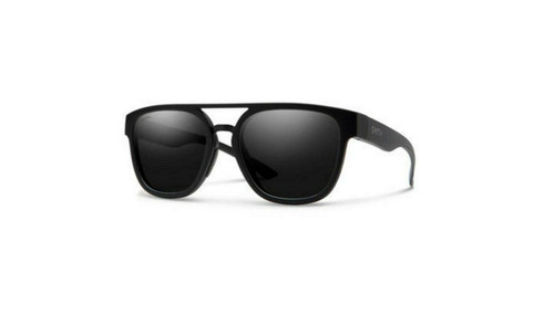 Authentic Smith Agency 0003/6N Matte Black Sunglasses