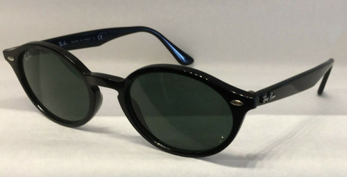 Authentic Ray Ban 0RB 4315 601/71 BLACK Sunglasses