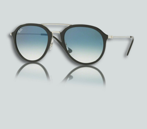 Authentic Ray Ban 0RB4253 62923F BLACK  Sunglasses
