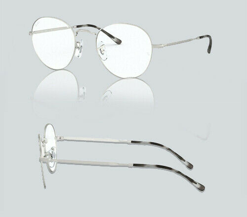 Authentic Ray Ban 0RX 3582 V 2538 MATTE SILVER Eyeglasses