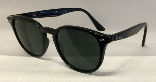 Authentic Ray Ban 0RB4259 601/71 BLACK Sunglasses