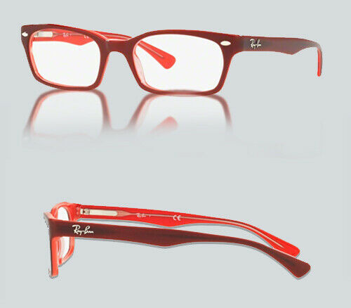 Authentic Ray Ban 0RX5150 5777 FUXIA PINK FUXIA Eyeglasses