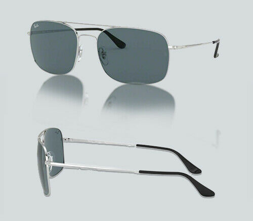 Authentic Ray Ban 0RB 3611 003/R5 SILVER Sunglasses