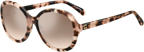 Authentic Givenchy Gv7124s-00t4/g4 Havana Pink Sunglasses