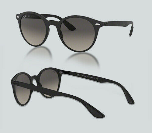 Authentic Ray Ban 0RB4296 601S11 MATTE BLACK Sunglasses