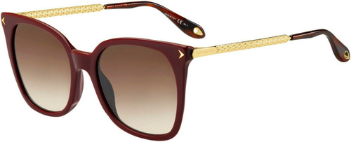 Authentic Givenchy Gv7097S-0c9a/ha Red 7097 s Sunglasses