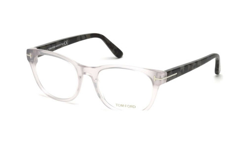 Authentic Tom Ford FT5433 020 Grey/other Eyeglasses