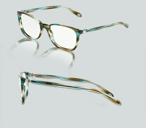 Authentic  Tiffany & Co. 0TF2109HB 8124 OCEAN TURQUOISE Eyeglasses