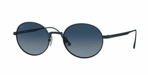 Persol 0PO5001ST 8002Q8 Brushed Navy/Blue Gradient Sunglasses