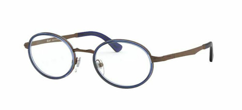 Authentic Persol 0PO2452V 1095 Brown Eyeglasses