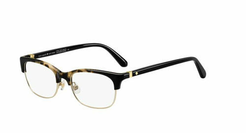 Authentic Kate Spade Adali 0086 Dark Havana Eyeglasses