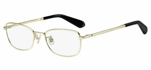 Authentic Kate Spade Abilene/F 03YG Lgh Gold Eyeglasses
