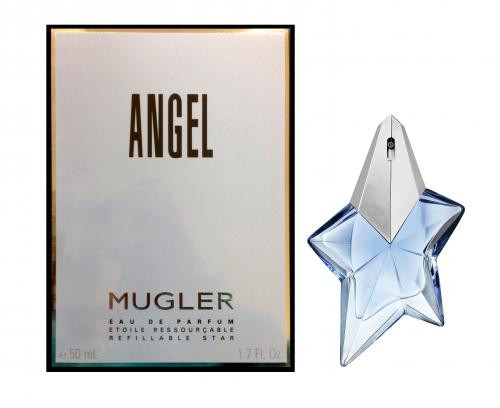 Angel Perfume for Women by Thierry Mugler EDP 1.7 oz Refillable New In Box