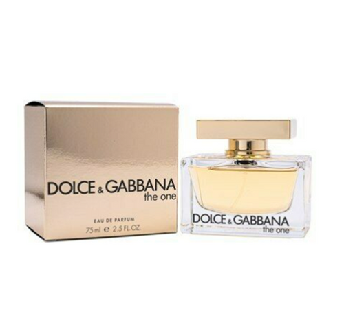 DOLCE & GABBANA THE ONE 1.7 Oz EDP SP For Women New In Box