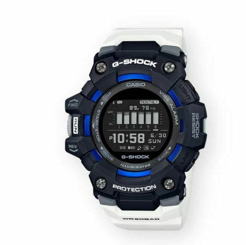 Authentic Casio G-Shock Men's G-Squad Bluetooth Mobile link Watch GBD100-1A7