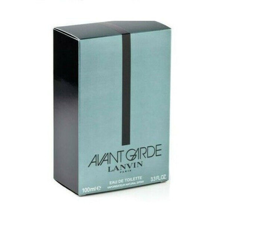 Authentic Avant Garde Cologne by Lanvin for Men EDT 3.4 oz New In Box