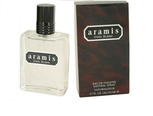 Authentic Aramis Cool Blend Cologne by Aramis for Men EDT 3.7 oz New In Box