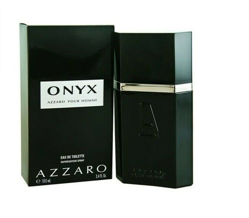 Authentic Onyx Cologne by Azzaro for Men EDT 3.4 oz New In Box
