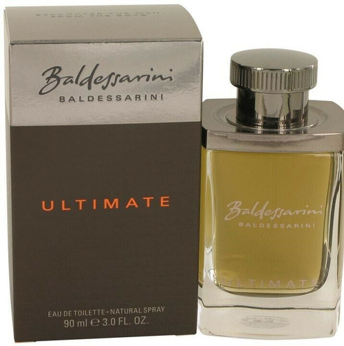 Authentic Baldessarini Ultimate Cologne by Hugo Boss for Men EDT 3 oz New In Box