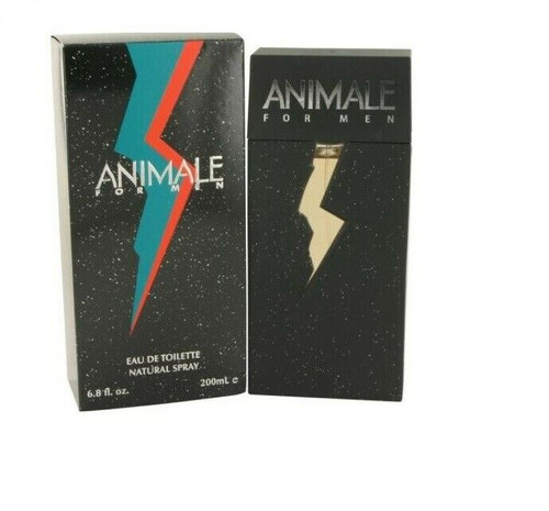 Authentic Animale Cologne by Animale for Men EDT 6.8 oz New In Box
