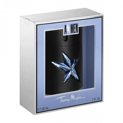 Authentic Angel Cologne by Thierry Mugler for Men EDT 1 oz  Rubber New In Box