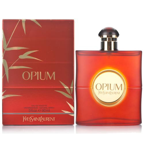 Authentic OPIUM YSL 3 OZ EDT SP For Women New In Box