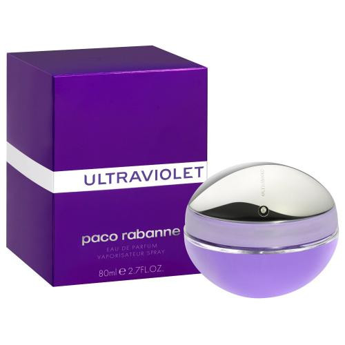 Authentic PACO ULTRAVIOLET 2.7 Oz EDP SP For Women New In Box