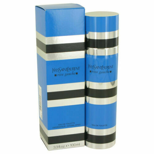 Authentic RIVE GAUCHE 3.4 OZ EDT SP For Women New In Box