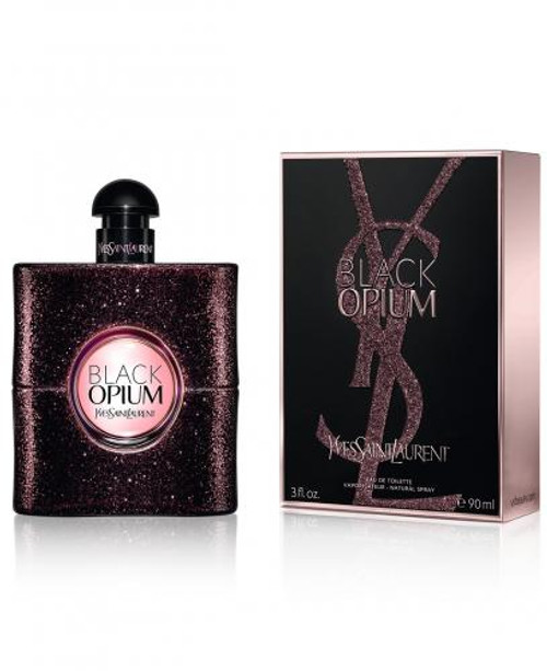 Authentic YSL BLACK OPIUM 3 OZ EDT SP For Women New In Box