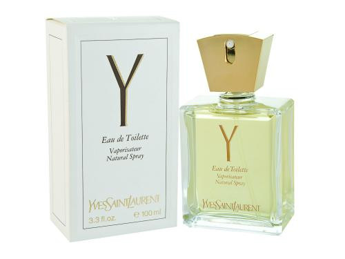 """Authentic """"Y"""" BY YSL 3.4 EDT SP For Women New In Box"""