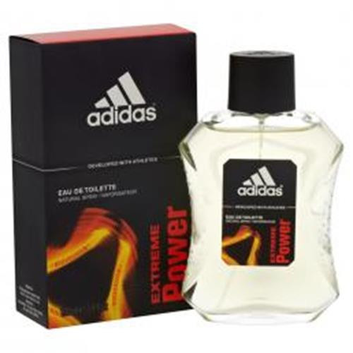 Authentic ADIDAS EXTREME POWER 3.4 Oz EDT SP New In Box