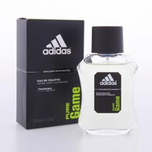 Authentic ADIDAS PURE GAME 1.7 Oz EDT SP New In Box