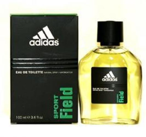 Authentic ADIDAS SPORT FIELD 3.4 Oz EDT SP For Men New In Box