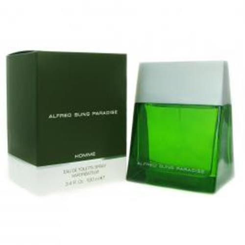 Authentic ALFRED SUNG PARADISE 3.4 Oz EDT SP For Men New In Box