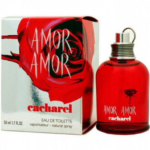 Authentic AMOR AMOR 1.7 Oz EDT SP New In Box