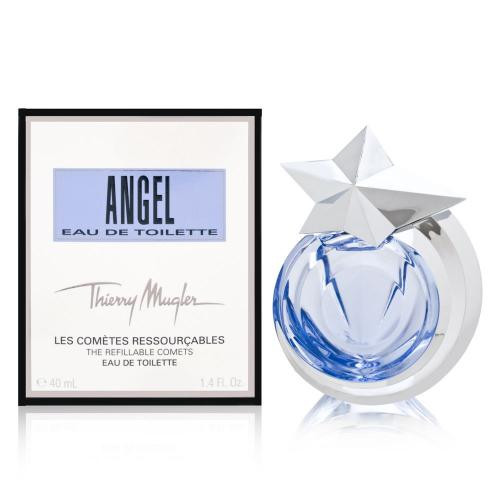 Authentic ANGEL 1.4 Oz EDT SP For Women Refillable New In Box