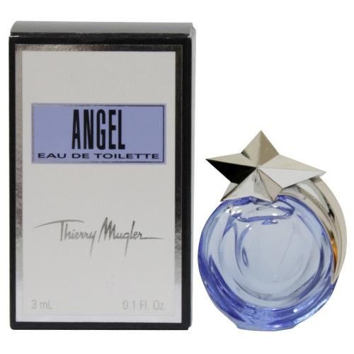 Authentic ANGEL 3 ML EDT Mini For Women New In Box