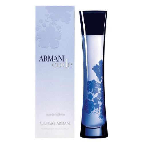 Authentic ARMANI CODE 1.7 Oz  EDT SP For Women New In Box