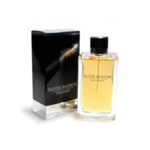 Authentic DAVIDOFF SILVER SHADOW 3.4 Oz EDT SP New In Box