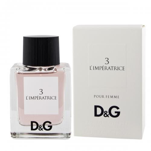 DOLCE & GABBANA # 3 L'IMPERATRICE 1.7 Oz EDT SP For Women New In Box