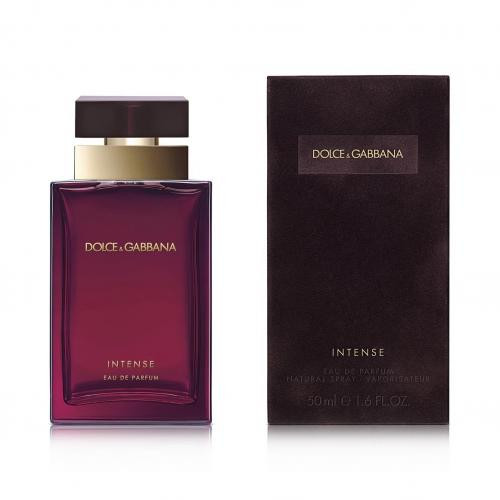 Authentic DOLCE & GABBANA INTENSE 1.7 Oz EDP SP For Women New In Box