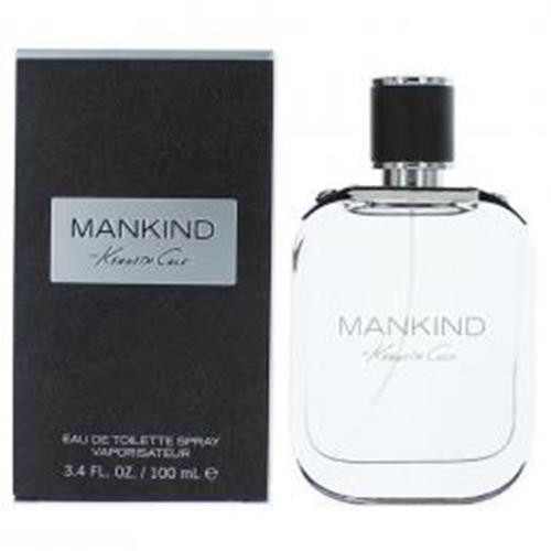 Authentic KENNETH COLE MANKIND 3.4 Oz EDT SP For Men New In Box