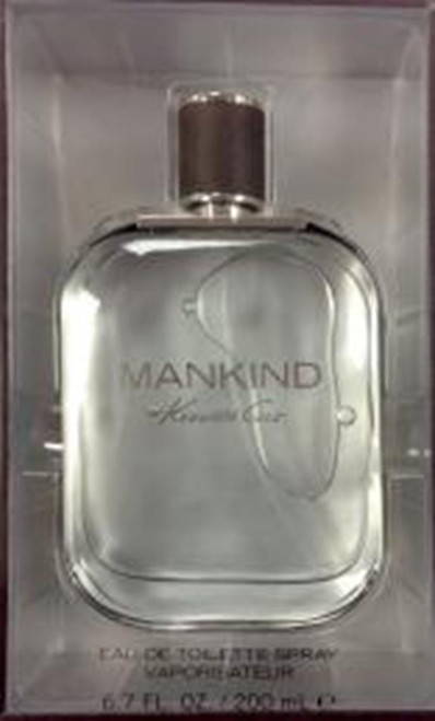 KENNETH COLE MANKIND 6.7 Oz EDT SP New In Box