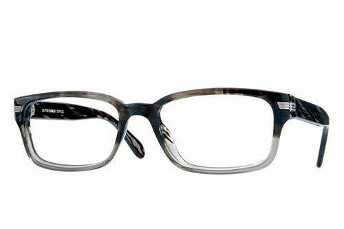 New Oliver Peoples OV 5173 1002 JONJON Storm Grey Eyeglasses