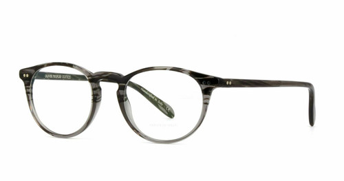 New Oliver Peoples OV 5004 1002 RILEY R Storm Grey Eyeglasses