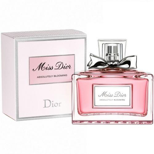 Authentic MISS DIOR ABSOLUTELY BLOOMING 1.7 Oz EDP SP New In Box