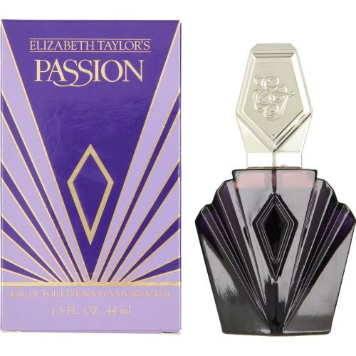 Authentic PASSION 1.5 Oz EDT SP For Women New In Box