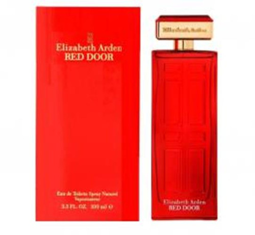 Authentic RED DOOR By Elizabeth Arden 3.4 Oz EDT SP New Packing New In Box