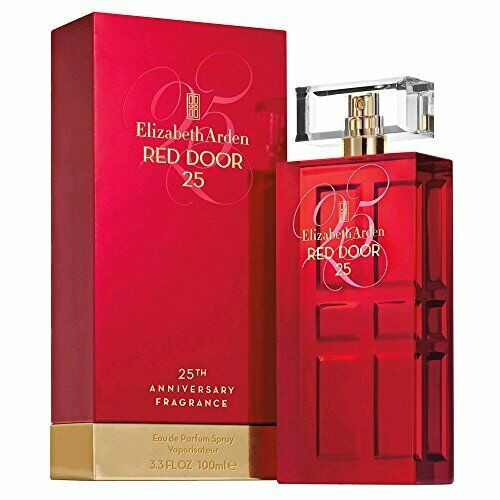Authentic RED DOOR 25TH ANNIVERSARY For Women 3.3 Oz EDP New In Box